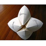 Couples Cootie Catcher