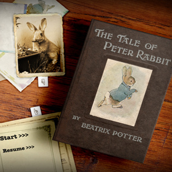 Interactive Children's Classics For the Nook Color or iPad