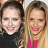 Which Pink Lipstick Do You Prefer on Teresa Palmer?