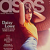 Daisy Lowe on the Cover of ASOS Magazine for February 2011