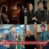 Potential TV Couples Like Dan and Blair on Gossip Girl Poll
