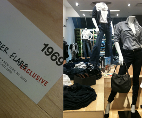 Gap Gets Exclusive With 1969 SoHo; Patrick Robinson Gives Out Hugs