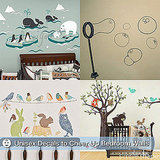 Unisex Wall Decorations For Nursery