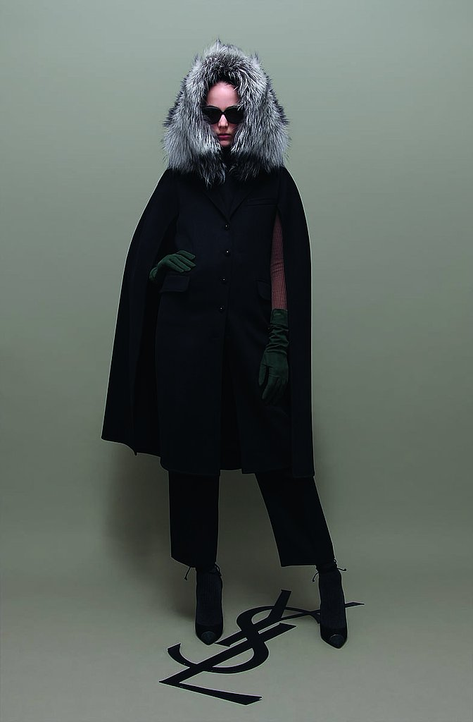 Photos of Yves Saint Laurent Pre-Fall 2011 Collection