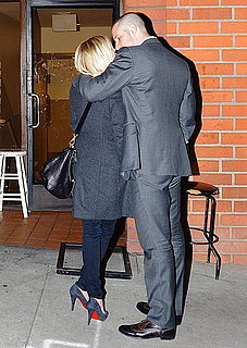 Pictures of Reese Witherspoon and Jim Toth Making Out on One Year Anniversary