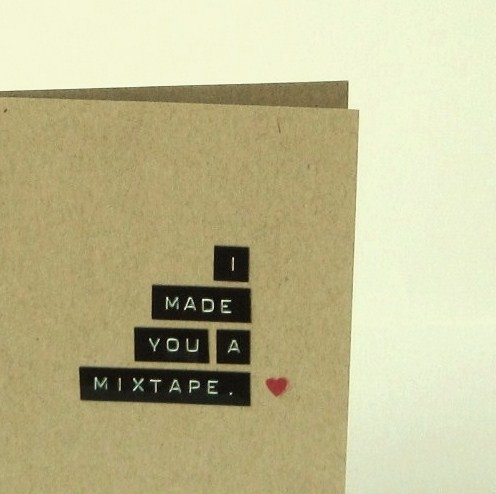 I Made You a Mixtape ($4)