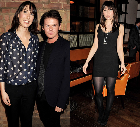 Photos of BFC/Vogue Designer Fashion Fund Cocktail Party in London With Christopher Kane