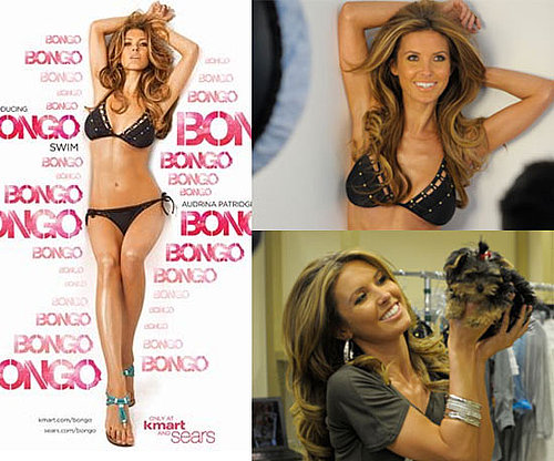 Pictures of Audrina Patridge Wearing Bikini For Bongo Ads