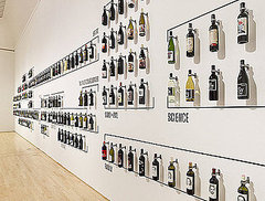 Pictures From How Wine Became Modern at SFMOMA in San Francisco
