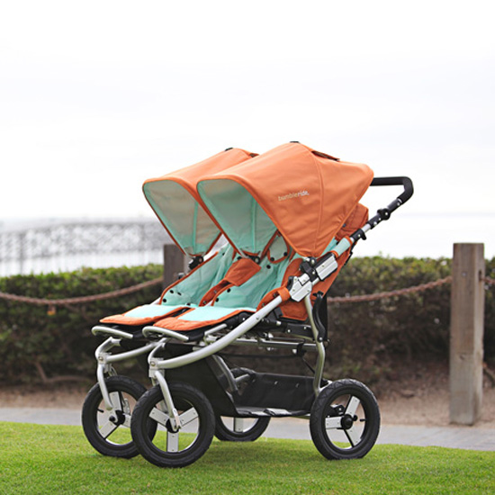 The Double Roll: What's Your Favorite Twin Stroller?