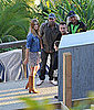 Pictures of Jason Statham and Rosie Huntington-Whiteley at Their New Hollywood Home Under Construction