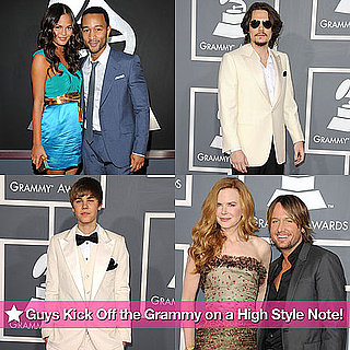 Pictures of John Mayer, Justin Bieber, John Legend, Keith Urban and More at the 2011 Grammy Awards!