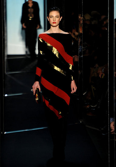 Fall 2011 New York Fashion Week: Diane von Furstenberg