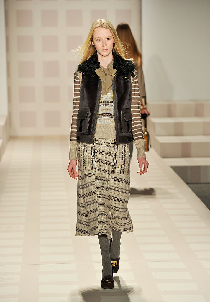 2011 Fall New York Fashion Week: Tory Burch