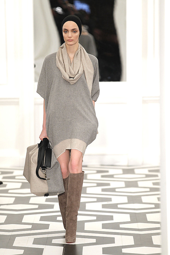 2011 Fall New York Fashion Week: Victoria Beckham