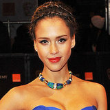 Jessica Alba Hair and Makeup