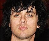 Lead singer of Greenday without make-up on!