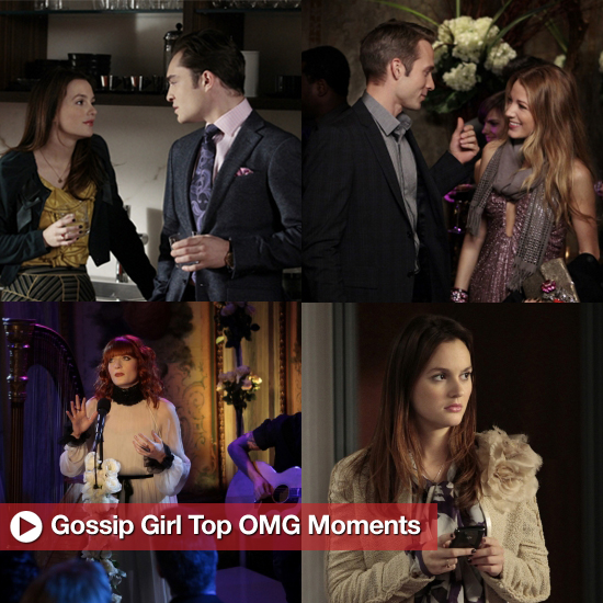 "Top OMG Moments From Gossip Girl Episode ""Panic Roommate"""