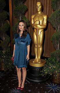 Pictures of Natalie Portman at the 83rd Academy Awards Nominees Luncheon 2011-02-07 13:45:00