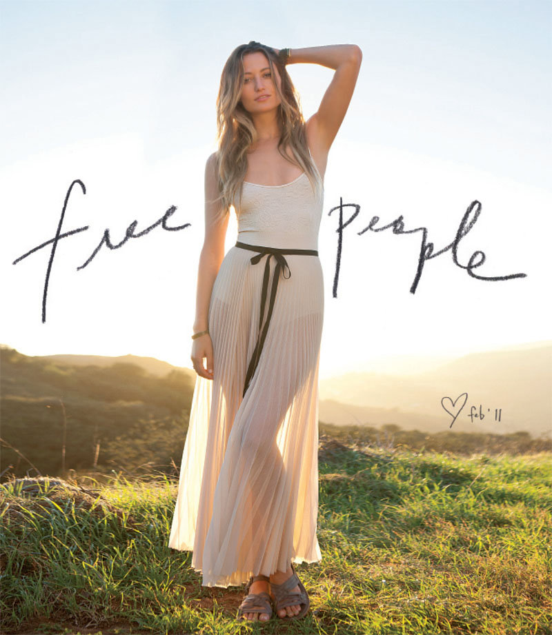 Free People, February 2011