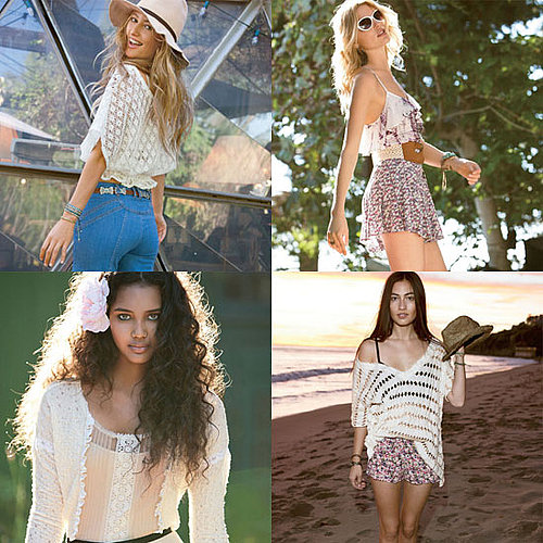 Free People February 2011 Catalog
