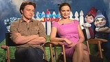 Video of Emily Blunt and James McAvoy