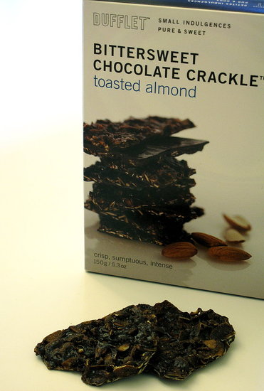 Dufflet Bittersweet Chocolate Crackle