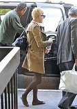 Michelle Williams Jets Out of LA Before Blue Valentine's Day