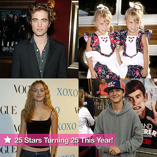 Celebrities Turning 25 in 2011 2011-02-09 06:31:06