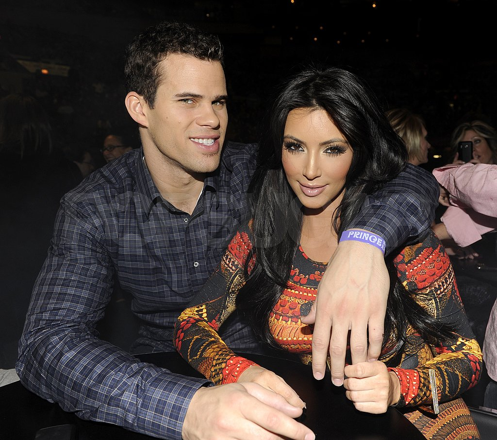 Pictures of Kim Kardashian, Kris Humphries, and Jonathan Cheban at a Prince Concert in NYC 2011-02-08 10:24:52