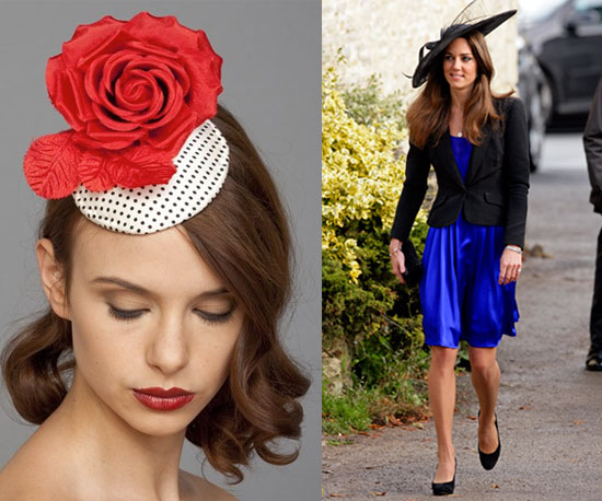 10 Bijou Van Ness Spring Hats We Could Totally See on Kate Middleton!