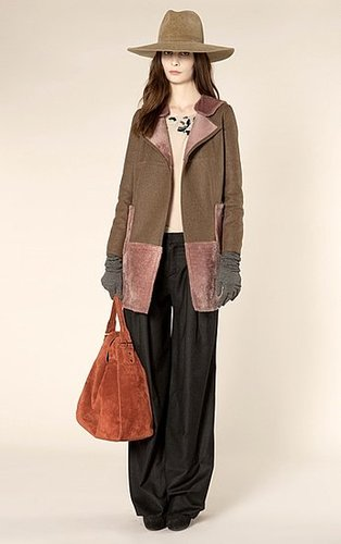 Vanessa Bruno Pre-Fall 2011 Collection Lookbook Photos