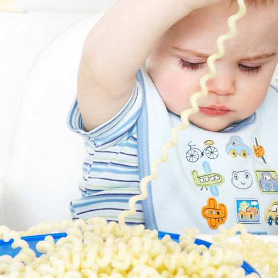 Baby's Food Milestones