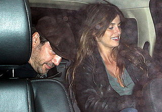 First Pictures of Penelope Cruz Since Giving Birth to Son Leo With Javier Bardem