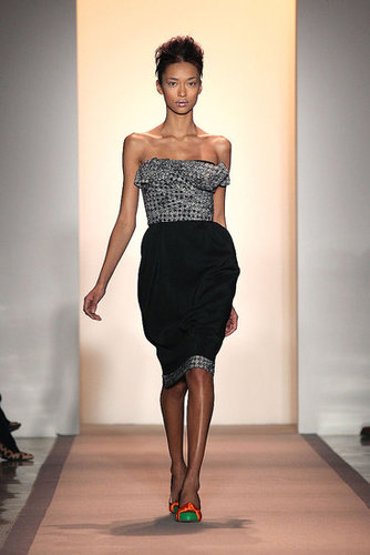 Fall 2011 New York Fashion Week: Peter Som