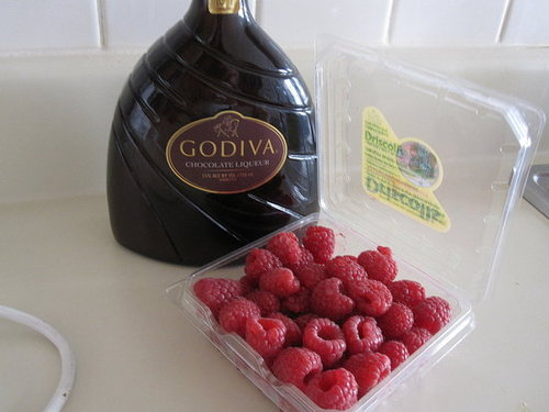 Chocolate Raspberry Truffle