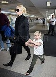Gwen Makes Fashion a Family Affair With Kingston and Zuma
