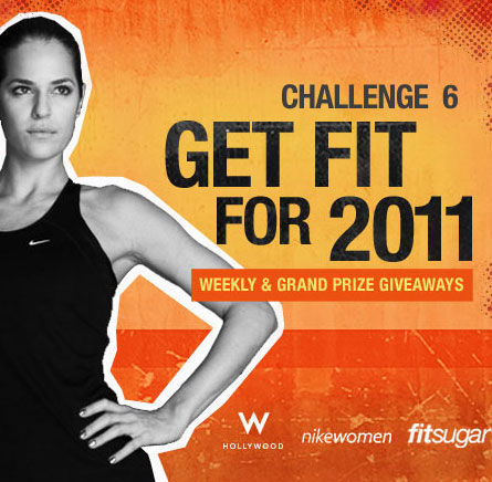 Enter to Win the Get Fit For 2011 Giveaway Challenge: Your Chance to Catch Up 2011-02-14 11:22:26