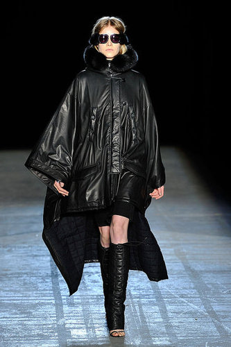 Fall 2011 New York Fashion Week: Alexander Wang 2011-02-13 11:48:33