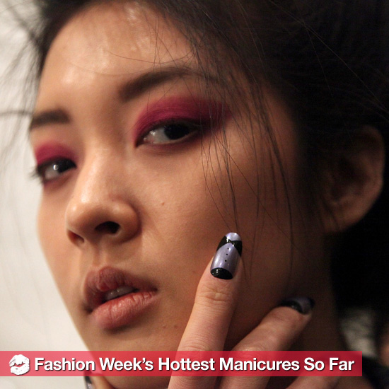 Fashion Week's 5 Hottest Manicures So Far