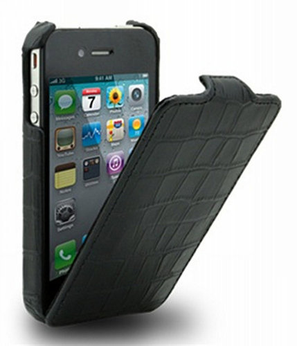 Croc Leather Verizon iPhone 4 by Mivizu Launched.