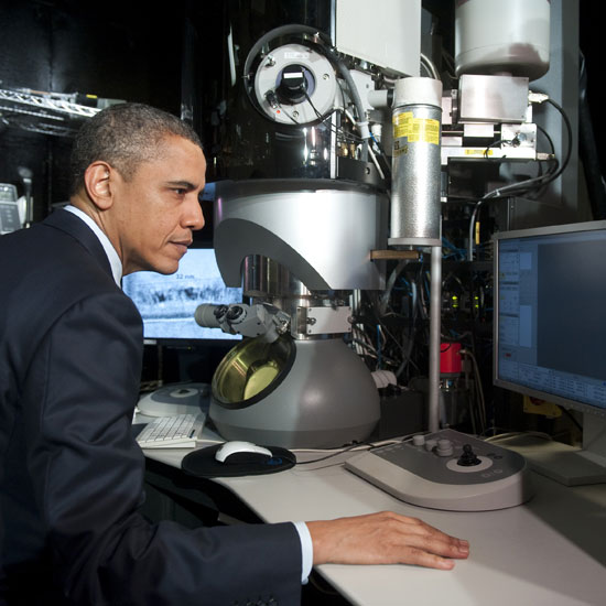 5 Geeky Facts About President Obama