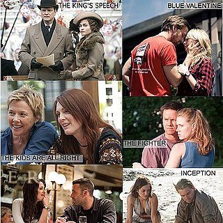 Best Couples From 2011 Oscar-Nominated Movies