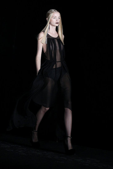 Fall 2011 New York Fashion Week: Theyskens Theory