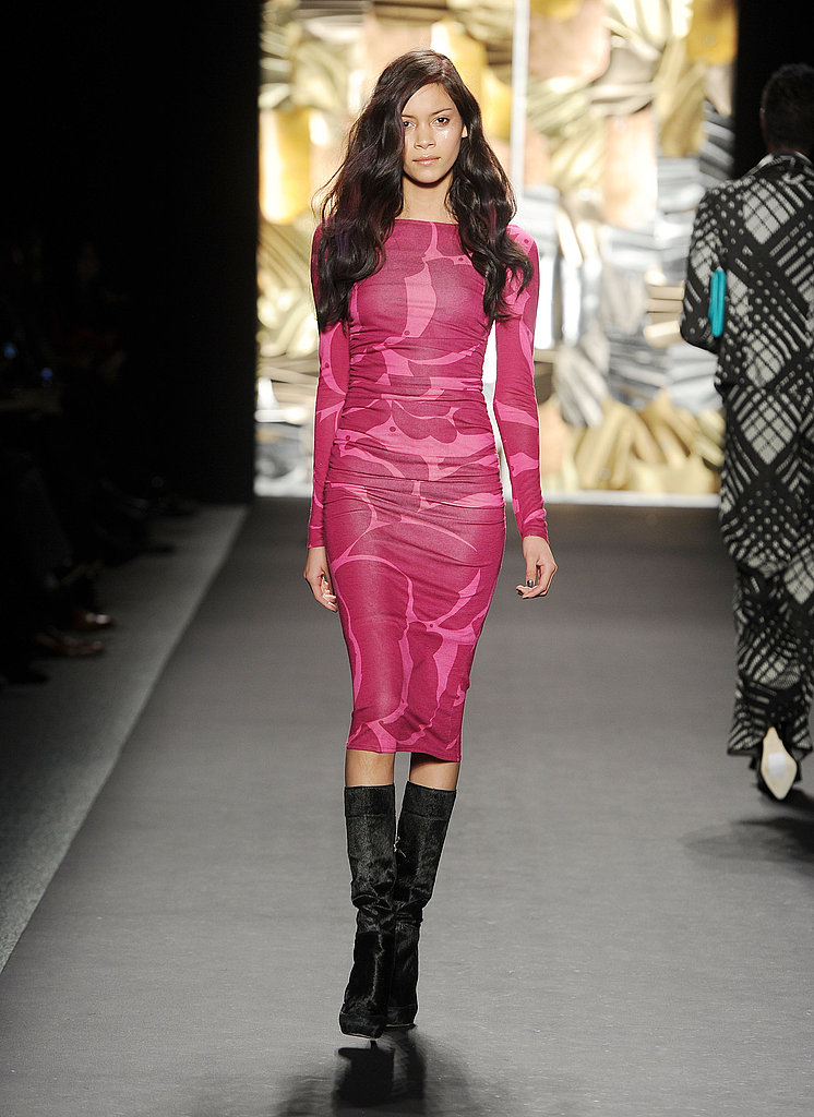 Fall 2011 New York Fashion Week: Tracy Reese