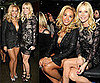 Beyonce and Gwyneth Paltrow Grammys 2011