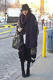New York Fashion Week Street Style 2011-02-14 12:04:04