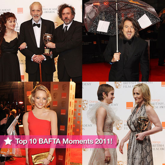 Top 10 BAFTA Moments 2011!