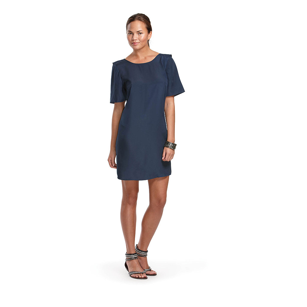 Tucker For Target Ruffle-Back Dress ($40)