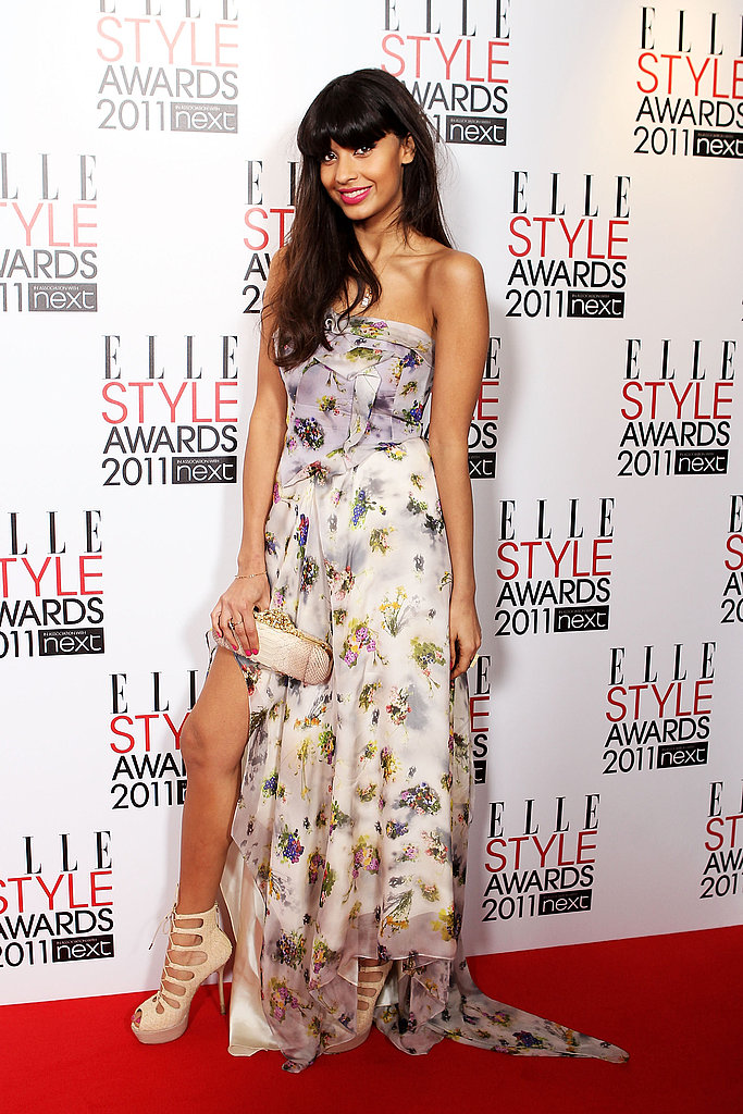 Best of British Beauties Attend the Elle Style Awards